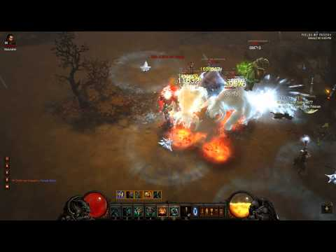 Diablo 3: Perma WOTB HotA build using Bloodshed -by dtx