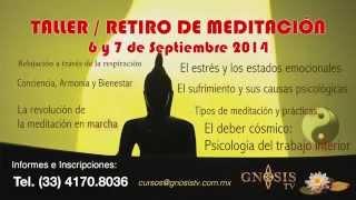 Retiro Taller Meditacion