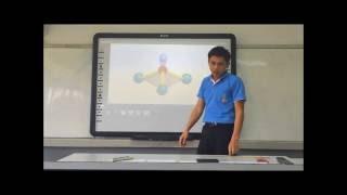 เรื่อง รูปร่างโมเลกุลโคเวเลนต์