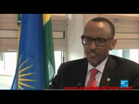 Nous n'avons aucun problème particulier avec la France ,dit Kagame.