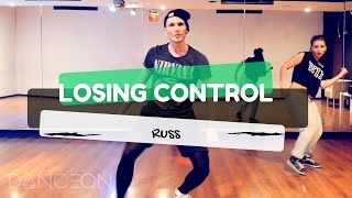 Russ - LOSIN CONTROL | Hip Hop Dance | choreography by Andrew Heart