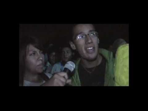 QUE ES UN RAVE? REPORTAJE FILMADO EN EL ATMOSPHERE 6