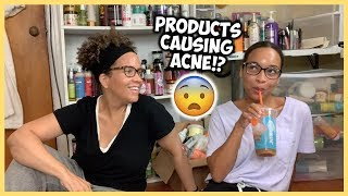 Product Stash Chats | Products Causing Acne!?