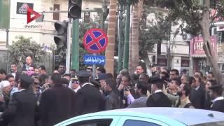 شرطة نسائية لتأمين وقفة شيماء الصباغ بطلعت حرب