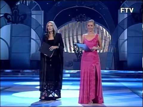 Nikolina i Sanja u programu @ Miss BiH 2005