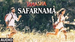 Safarnama Song | Tamasha | Ranbir Kapoor, Deepika Padukone