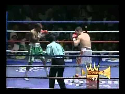 Boxeo - Boxing. Julio César Chávez vs. Frankie Randall III. Parte 1