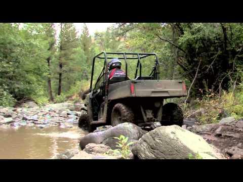 2013 Polaris Ranger 800 Mid-Size Test