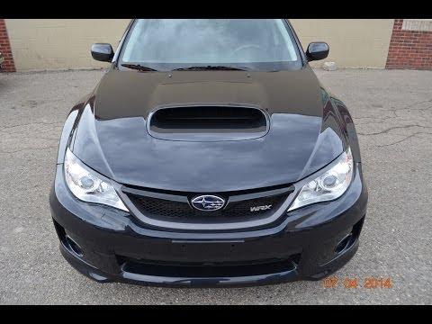 2012 Subaru WRX salvage title auto appraisal Detroit Mt. Clemens Michigan