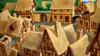 Смурфики и волшебная флейта/Смурфы и волшебная флейта - Весь фильм (1976) [Карусель-по-русски]