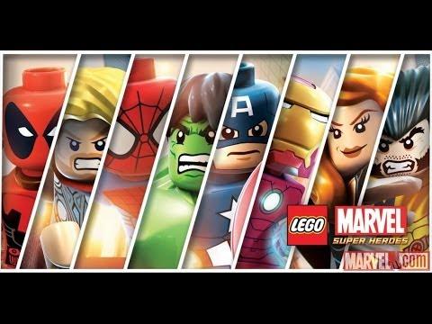 LEGO Marvel Super Heroes #10  Подводная лодка