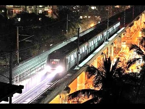 Mumbai Metro Train Railway Sizzling Hot Amazing Compilation India 2014 | MUST WATCH [FULL HD VIDEO]