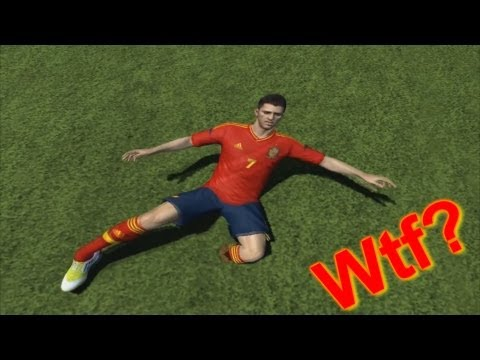 FIFA 13 | Tired Of Using Footballs?