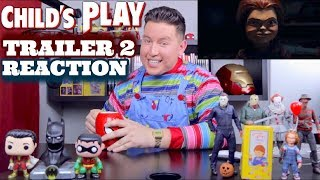 Child's Play (2019) Trailer 2 Reaction