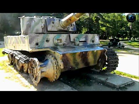 ИС-3, ТИГР, и другие танки