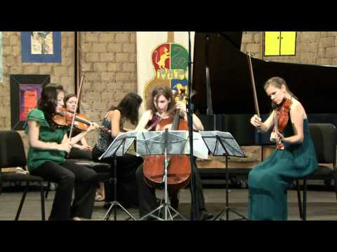 Schumann Piano Quartet in Eb Major, Op.47, 2nd Mvt