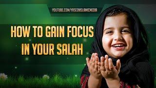 Want To Gain Khushu in Your Salah? | Watch This | Yaseen Media
