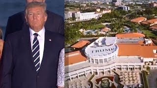 Inside the Trump National Doral Hotel, Site of G-7 Summit