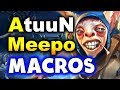 AtuunN MACRO MEEPO = DISQUALIFIED! - TI8 South America - SG vs THUNDER DOTA 2