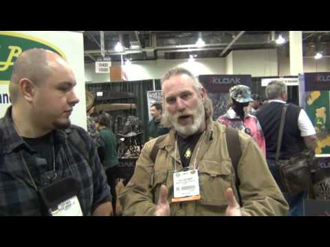 ShotShow 2014 : Dave Canterbury & The Pathfinder School