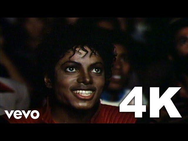 Michael Jackson - Thriller Official Music Video