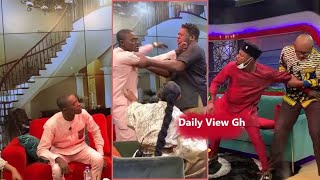 Lil Win and Funny Face fight live on UTV - WATCH