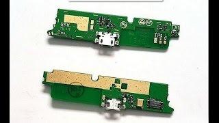 Lenovo A859! Express ремон, замена дополнительной платы.