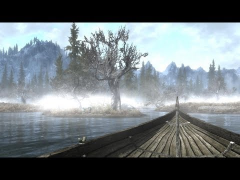 Skyrim Mod of the Day - Episode 201: Travel by Boat