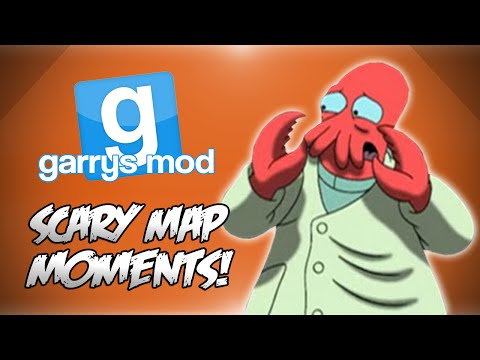 GMod Scary Map! - C4 Rampage, Invisible Floors, Worst Map Ever & More! (Funny Moments)