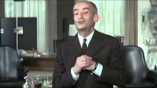 Louis de Funès - Le tatoué (1968) - Negotiation