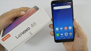 Lenovo A5 Budget Smartphone Unboxing & Overview