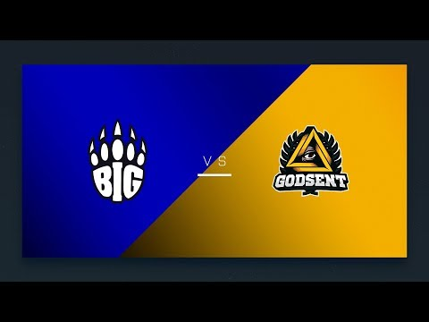 CS:GO - BIG vs. GODSENT [Mirage] Map 2 - EU Day 11 - ESL Pro League Season 6