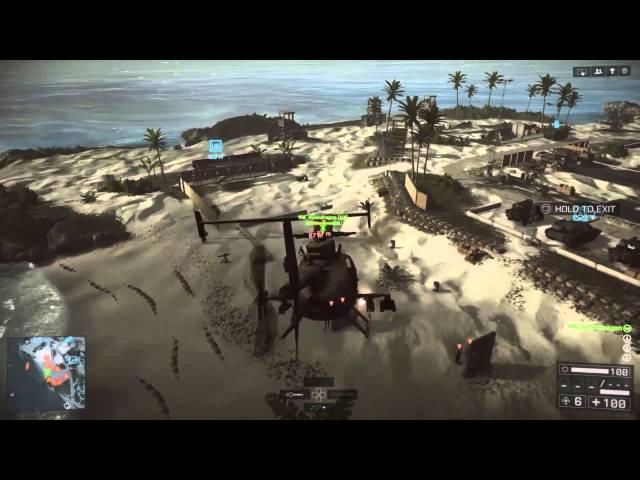 Battlefield 4 Helicopter/Jet Sound Design
