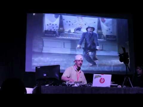 Video Dj competiton 2012, serato scratch live , serato SL video