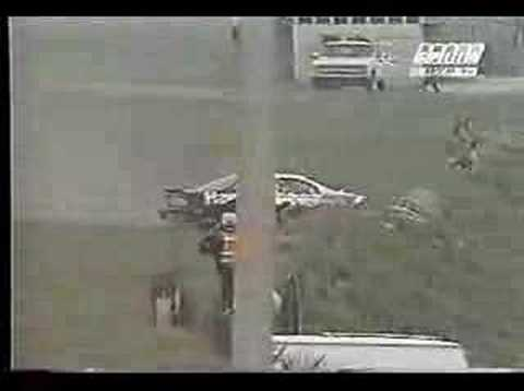 1989 Daytona 500-Davey Allison Flips Video
