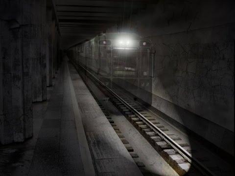 Городские легенды Ужасающие темные тайны Московского метрополитена Москва Неизвестное метро