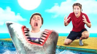 Denis Sucks At Raft - Episode 29