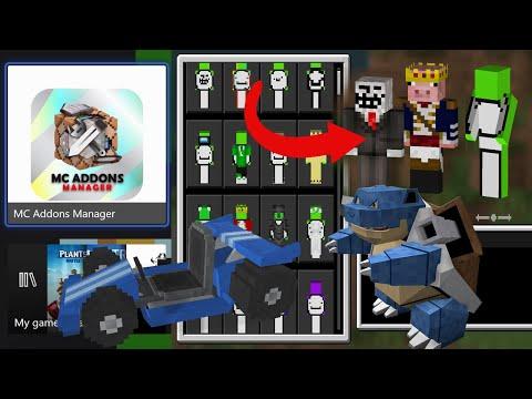 Como Instalar Mods, Texturas y skins en Minecraft Xbox One, Nuevo, Gratis