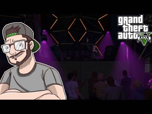 GTA 5 Online Funny Moments | Bacon's Nightclub | After Hours Nightclub DLC