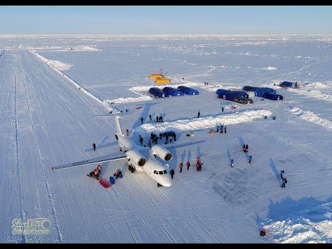 Браво - Северный полюс