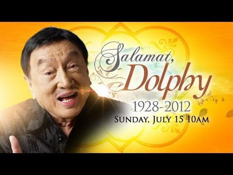 Dolphy Necrological Mass and Funeral Livestream