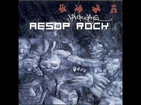 Aesop Rock - Bent Life