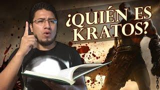 Contando La Historia de Kratos