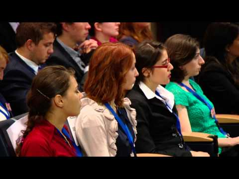 Model NATO Youth Summit 2012 - Part 1 of 2
