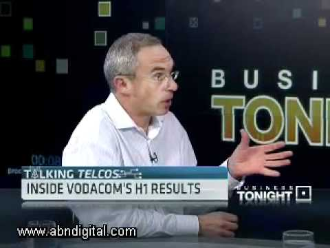 Inside Vodacom's Interim Results with CEO Peter Uys