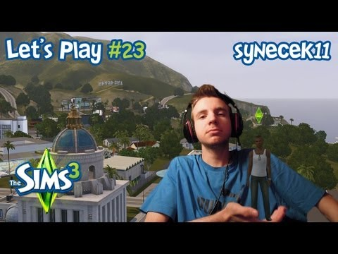 The Sims 3 ► Let's Play Česky ► #23 ► Requiescat in pace ► synecek11