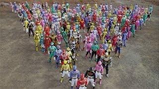 Power Rangers Super Megaforce Legend War (Fan Made)