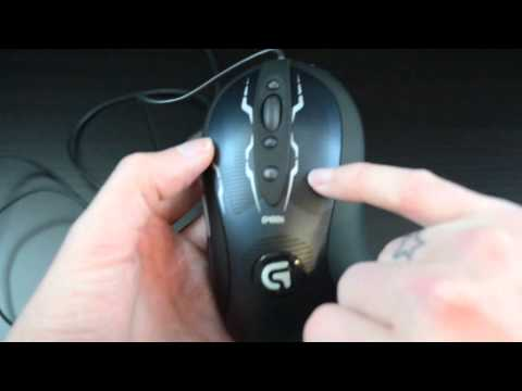Logitech G400s Review