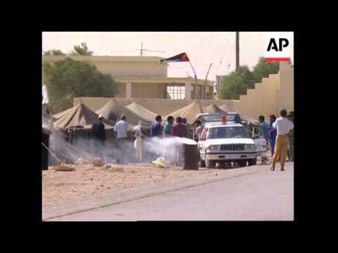 EGYPT: 400 PALESTINIAN REFUGEES STRANDED ON LIBYA/EGYPT BORDER