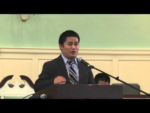 Sermon - Pastor Zathawngcin